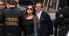 Polícia Federal pede conversão da prisão de Mônica e João Santana