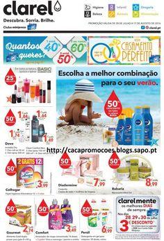 Promoções Clarel - Antevisão Folheto 28 julho a 17 agosto - http://parapoupar.com/promocoes-clarel-antevisao-folheto-28-julho-a-17-agosto/
