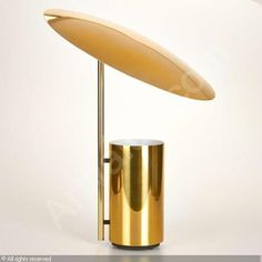 Lamps on pinterest table lamps ceiling lamps and floor for Half nelson table lamp
