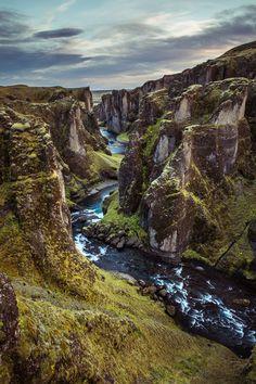 Day 6 in Iceland Part 2 Fjaðrárgljúfur Canyon | Get Inspired Everyday!