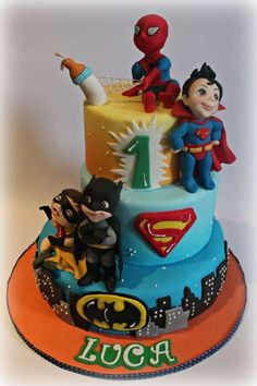 Baby Superheroes by Sabrina Di Clemente