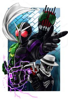 /Kamen Rider W/#206367 - Zerochan