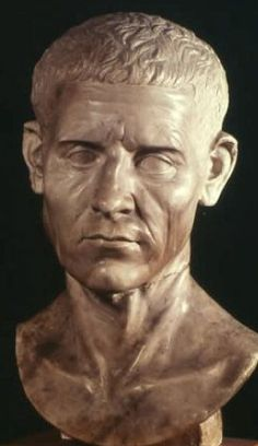 Presumed portrait of Sulla, Venezia, Museo Archeologico, 80-75 A.C.