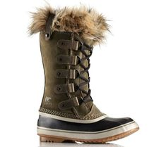 Women's Sorel Joan Of Arctic Lace Boot - Nori