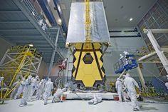 NASAs Webb Telescope Clean Room Transporter via NASA http://go.nasa.gov/2gVDsBA