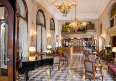 Galerie Photos | Hôtel Regina de luxe Paris
