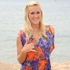 Bethany Hamilton.... Aka soul surfer, love Bethany so much! She got engaged and she is getting married soon :)