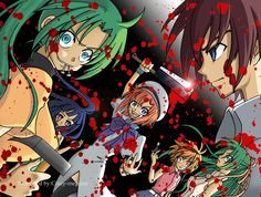 Bloody Anime | Top 5 Bloodiest and Most Disturbing Anime Series