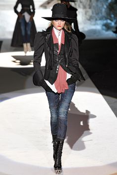 Dsquared² Fall 2011 Ready-to-Wear Collection Slideshow on Style.com