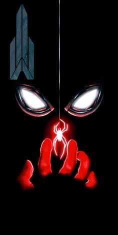 Check out this awesome collection of Dark Spiderman IPhone Wallpaper is the top choice wallpaper images for your desktop, smartphone, or tablet. Amazing Spiderman, Black Spiderman, Spiderman Spider, Marvel Comic Universe, Marvel Art, Marvel Heroes, Spiderman Kunst, Marshmello Wallpapers, Marvel Drawings