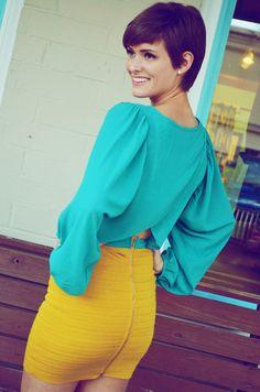 Part of the Clique Dress: Gold  #shophopes
