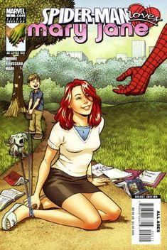 Spider-Man Loves Mary Jane Vol. 2 # 2 by Terry Moore