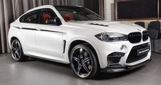 BMW X6 M By 3D Design Brings Some Extra Bling In The Middle East #3D_Design #BMW