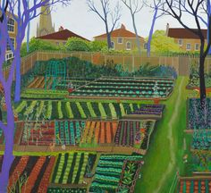 UK ~ The Orange Ladder ~ by Melissa Launay