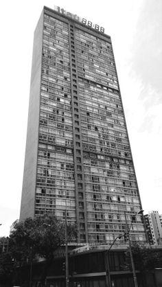 Conjunto Juscelino Kubitschek, Belo Horizonte/MG. Projeto de Oscar Niemeyer.