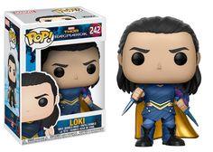 Funko pop. Ragnarock. Thor. Loki
