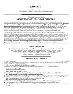 click here to download this global order fulfillment officer resume template http