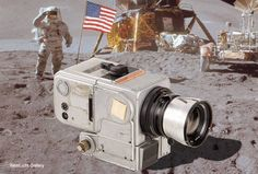 Camera Used During NASA Moon Landings To Be Auctioned Off In March - REDORBIT #NASA, #Moon, #Camera