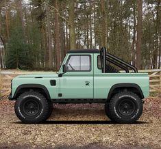 1386 Likes 17 Comments Ben Tim & Ben Defenders ( on Land Rover Defender Pickup, Defender Td5, Range Rover Supercharged, Automobile, Offroader, Future Trucks, Jeep Cj, Jeep Wrangler, Cars Land