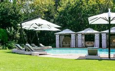 Fairlawns Boutique Hotel & Spa opened its doors in Sandton, Johannesburg, in January with the first 13 Courtyard Suites, the restaurant, and bar. Michelangelo Hotel, Outdoor Spa, Outdoor Decor, Boutique Spa, International Companies, Travel And Leisure, Hotel Spa, South Africa, Gazebo