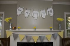 Shabby+Chic+Baby+Shower+Ideas | Shower For Baby Girl! | Chris and Kate