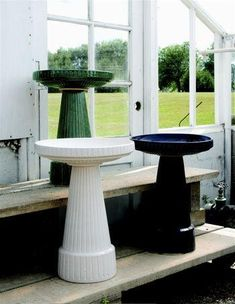 Universal Bird Bath Tallest Wild Birds Feeders Baths Pedestal