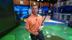 Michael Breed, host of 'The Golf Fix,' shares a tip on how to avoid chunking chips and on how to consistently make solid contact. Click  HERE  for more Golf Fix content.     Download our instruction app from   iTunes   or   Google play