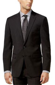 1d5d11fa16d3 Slim Fit Suits, Fitted Suit, Top Coat, Blazer Jacket, Tuxedo, Blazers