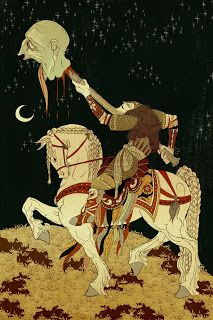 Kate Baylay Illustration: Russian Fairy Tales