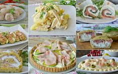 ANTIPASTI FREDDI 10 RICETTE FACILI e velocissime Pasta Salad, Camembert Cheese, Potato Salad, Buffet, Food And Drink, Breakfast, Ethnic Recipes, Diabetes, Pizza
