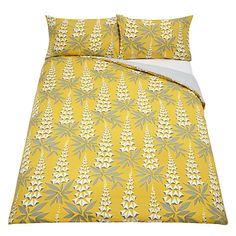 Buy MissPrint Foxglove Duvet Cover and Pillowcase Set Online at johnlewis.com