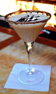 S'mores Martini @Bar Louie
