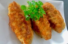 Kotlety Twardowskiego - Blog z apetytem Pork Recipes, Chicken Recipes, Cooking Recipes, Food Lists, Food Design, Tandoori Chicken, Finger Foods, Food To Make, Food And Drink