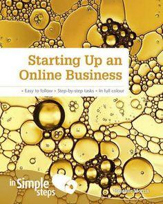 literatura obcojęzyczna dla pasjonatów: Starting Up an Online Business in Simple Steps