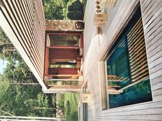 ipe decking with small pool