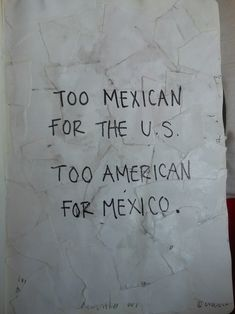 neomexinaismos so true, when you are born in the U.S. this is what happens
