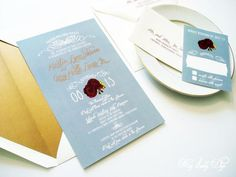Dusty Blue & Cranberry Fall Wedding Inspiration — Pocketful of Sunshine Event Design | Full Service Wedding Planning | Columbia, SC