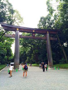 東京-明治神宮