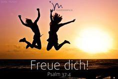 """""""#Freue dich über den #Herrn, und er wird dir #geben, was du dir von #Herzen #wünschst."""" #Psalm 37:4 #glaubensimpulse"""