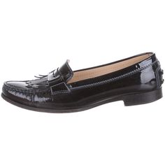 Pre-owned Tod's Loafers