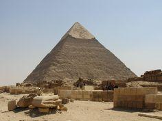 pirámide de kefrén , arquitectura , periodo dinástico