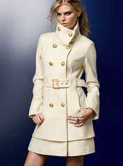 Victorias Secret Coat...YES YES YES for WINTER WEAR