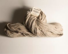 Mohair For Sale 100% Yarn Weaving Crotchet Fiber Natural Order This is 100% mohair from Brooks Farm Fiber. It is 10oz in weight and 330 yards in length. This is a well kept fabric and very beautiful. The yarn is natural colored and was originally 25$