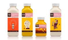 Kaffe 1668 Juices on Behance