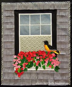 Another dimension in quilting: 3D Quilts !
