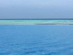 Maldives in February