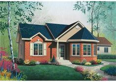 small cottage 1000 sq ft porch | featured bungalows house plans under 1000 square feet 126 1671