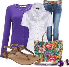 """""""Spring Style"""" by christa72 on Polyvore"""