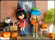 Blythe Trick or Treat 4of7 | Flickr - Photo Sharing!