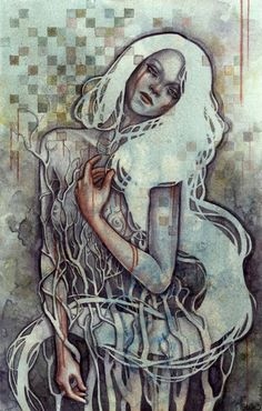 kelly mckernan art - Google Search